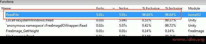 追踪CPU記憶體硬碟I/O等記錄的工具(Xperf)